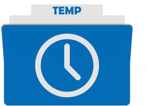 Image result for temp folder